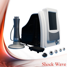 Waves radio online shopping - New Arrival Pain Relief Machine Slimming Shock Wave Tennis Elbow Ultrasonic Radio Anti aging Skin Tightening Spa Beauty equipment