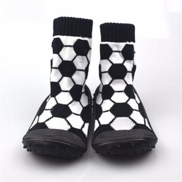 Discount socks slip soles - Baby Floor Socks Rubber Soles Non-Slip Baby Socks Soft Bottom Comfort Children Boy FF289