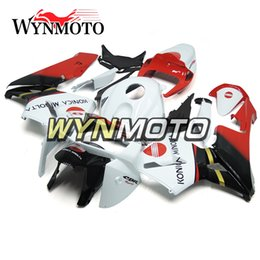 Honda F5 Canada - Black Red White Fairings For Honda CBR600RR F5 2005 2006 Year 05 06 Injection Mold Body Kits Motorcycle Fairing Bodywork Bodywork Carenes