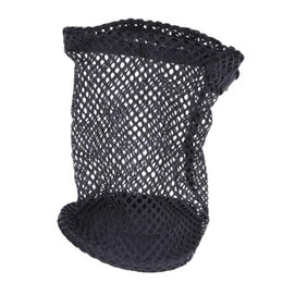 $enCountryForm.capitalKeyWord NZ - Portable Lightweight Drawstring Nylon Mesh Black Golf Ball Storage Golf Training Aids Accessories Bag Hold Up to 12 Balls
