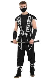 Toy Story Australia - Shanghai Story Halloween Warrior Costumes for Men Ninja anime Cosplay Carnival Purim parade Masquerade Party Dress