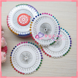 Discount bead needles - beading needles HAXIXINJING Wholesale 5packs set Knitted tools multicolour beads locating pin jospin fitted Knitting nee
