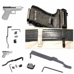 Gun holsters online shopping - Tactical Concealed Carry Clips for Gs Part Fits Models G17 Gun Holsters