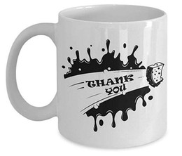 eco unique gifts UK - School Janitor Coffee Mug, Best Funny Unique Custodian Cleaning Service Tea Cup Perfect Gift Idea For Men Women - Thank you Janitor