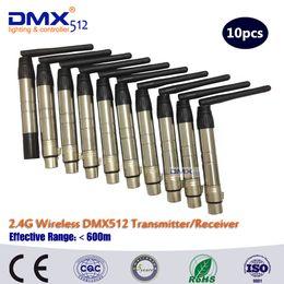 $enCountryForm.capitalKeyWord Australia - DHL Free Shipping wireless dmx transmitter and receiver for DMX 512 Control Pannel Disco DJ Party Stage Lighting