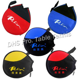 13e20a5b3704 Wholesale- 7x Palio Table Tennis Small Case Bat Cover for PingPong Racket