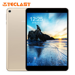 Tablet Dual Hdmi Australia - Teclast M89 Tablet PC 7.9 inch Android 7.0 MTK8176 Hexa Core 2.1GHz 3GB RAM 32GB eMMC ROM Double Cameras Dual WiFi HDMI Type-C