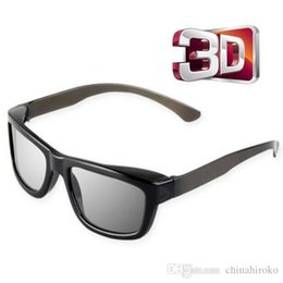 1ffdde4ca8 3D glasses 5 colors Anaglyph vision Universal 3D stereo polarized light glasses  Plastic for Plasma TV Game Movie