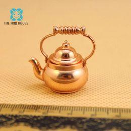 $enCountryForm.capitalKeyWord Australia - 1:12 Doll House Miniature Kitchen Copper mini Pot Kettle