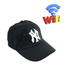 8GB Wifi Hat Camera HD 1080P Baseball Cap Cam P2P Camera Portable IP Video  Recorder Wireless Security Surveillance DVR Mini DV c4ed0c6f6edb