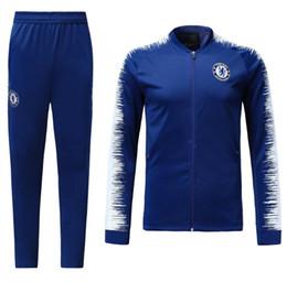 S lan online shopping - lihui Cai Lan HAZARD JORGINHO MORATA RUDIGER GIROUD KANTE Long sleeve training suit jacket