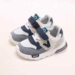 cool new shoe brands UK - 2018 High Quality Fashion Baby Sneakers Sports Cool New Brand Baby Toddlers Girls Boys Shoes Cool Light Baby First Walkers