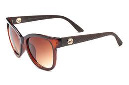e7a6d2b88b Factory Sunglasses Women Brand Designer Cat eye Style Luxury Sun glasses  Fashion Europe Star eyewears Lunettes de soleil pour hommes G3786