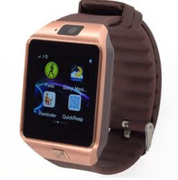 Smart Watch Android Sync Australia - Smart Watch G1 Clock Sync Notifier Support SIM TF Card Connectivity Android Phone Smartwatch Czech Dutch Hungarian Arabic Hebrew