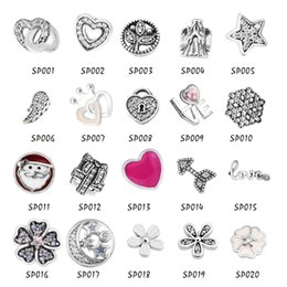 Shop wholesale sterling silver floating lockets uk wholesale ckk petite charm beads 925 sterling silver fit float locket pendant charms diy necklaces for women fine jewelery pp001 20 aloadofball Image collections