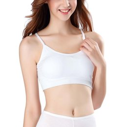 38eb681bb3e Women s Solid Color Cross Straps Beautiful Black Bras Wrap-proof Breathable  Tube Tops Sport Yoga Fitness accessories bralette