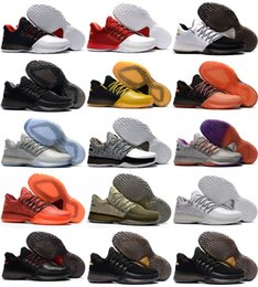 4367911a33d 2018 Hot Harden Vol. 1 BHM Black History Month Mens Basketball Shoes  Fashion James Harden Shoes Outdoor Sports Training Sneakers Size 40-46