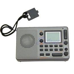 $enCountryForm.capitalKeyWord NZ - Digital Tuning LCD Receiver TF MP3 Player FM AM SW Full Band Radio Portable New