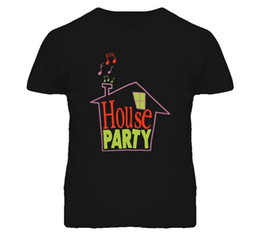 Play Clothes Brand NZ - House Party 90s Movie Kid N Play T Shirt Short Sleeve T-Shirt Funny Print top tee Brand Clothes Summer 2018