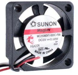 $enCountryForm.capitalKeyWord Australia - MC25060V1-000C-F99 2506 25x25x6mm 25mm 5V 0.58W three-wire fan