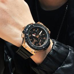 2b6b2b5ea9a Top de luxo da marca megir militar dos homens relógios esportivos de moda  de quartzo relógio de pulso dos homens de silicone à prova d  água relógio  relogio ...