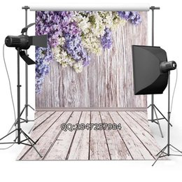 Digital Backgrounds Backdrops NZ - photography Thin Vinyl photography background Customize spring flowers Backdrops Digital Printing for photo Studio F-2341
