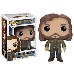 Discount spiderman toys free - Funko PopMovie:Harry Potter - Sirius Black Vinyl Action Figure With Box #16 Toy Gify Doll Free Shipping