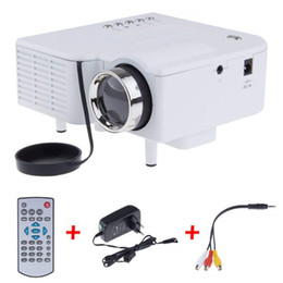 $enCountryForm.capitalKeyWord NZ - UC28+ Movie Mini Projector HD LCD Portable Projectors Multi-Media Video Player HDMI VGA USB SD AV Interfaces Home Theater Cinema for Party