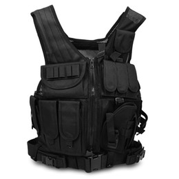 Combat vests online shopping - Chengma CMICM M Multi function Tactical Combat Outdoor Training Vest with oxford fabric D high density suitable for outdoor