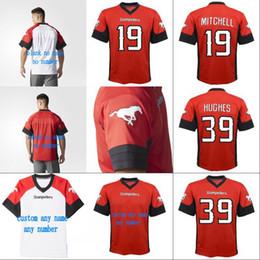 style football jersey 2019 - 2018 New Style Calgary Stampeders Jersey 19 Bo  Levi Mitchell 39 535cc83bb