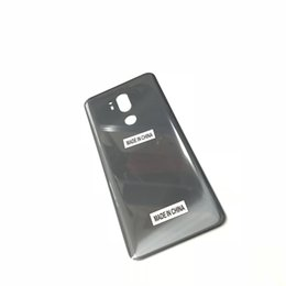 lg original UK - For LG G7 ThinQ G710 Original New Battery Back Cover Housing Case Door Glass Replacement