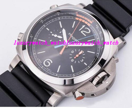 Wholesale Luxury Watches Box Certificate Black Rubber Bracelet Automatic Wristwatch Men s Wristwatch Mens Watch Watches