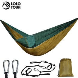 Camping & Hiking Hot Sale Outdoor Camping Hammock Swing Portable Hanging Chair Pure White Romantic Lace For Travel Hiking Garden Sleeping Swing Portable Sports & Entertainment