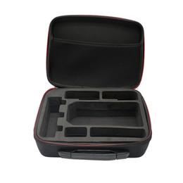 Venta al por mayor de EVA Hard Carry Case Bag Para DJI Mavic Pro Drone Accesorios Hombro Caja Mochila Bolso Maleta para Mavic Pro Cable envío gratis