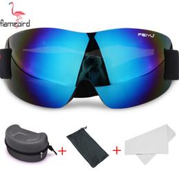 Girls Ski Goggles Australia - Ski Goggles Snowboard Goggles UV Protection Snow Helmet Compatible for men women boys girls kids Anti fog