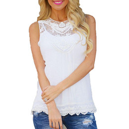 Discount types blouses - Fashion Women Lace Blouses O-neck Shirts Solid Color Slim Type Blouse Plus Size High Quality