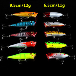 china jigging lures Australia - 10pcs lot Set Mixed Fishing Lures Set China Hard Bait Jia Lure Wobbler Carp Fishing Tackle Wholesale Topwater Popper Pesca