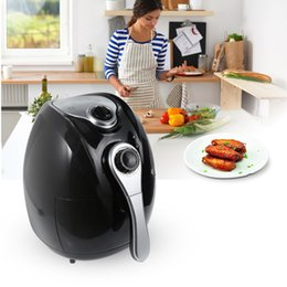 Discount micros electronics - ZNAF Electronic Air Fryer for Frying Baking Roasting Frying Baking Roasting Grilling Rapid Hot Air Infiltration Temperat