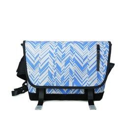 Oxford Blue Wave Messenger Bags Men Bike Laptop Satchels Boys Teenages  Fashion School Bags Crossbody Casual Bag Deporte Bolso 604f0332d80f1