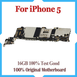 $enCountryForm.capitalKeyWord NZ - 16GB Original unlocked for iPhone 5 motherboard,100% test for iPhone 5G Mainboard with chips, Free shipping