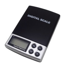 kitchen weigh NZ - 1000g x 0.1g Mini Pocket Gram Electronic Digital Jewelry Scales Weighing Kitchen Scales Balance LCD Display Hot Sale