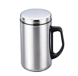$enCountryForm.capitalKeyWord UK - High Quality 350ml 500ml Stainless Steel Mugs Office Coffee Tea Cups Double Layers Thermocup
