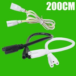 Touch swiTch plug online shopping - Accessories for Integration T8 LED Tube Cable Wire Plug ON OFF Switch for T5 LED TUBE Integrated Tube Accessory In Sotck