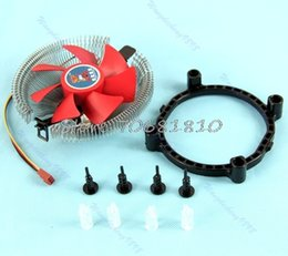 Am2 Fan NZ - New PC CPU Cooling Fan Cooler Heatsink For Intel LGA775 AM2 AM3 754 939 940 Drop Shipping