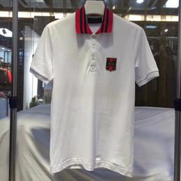 popular clothing brands men 2018 - WW03834BA Best Buy New Summer Fashion 2018 Men  Shirts Popular Brand Fashion Design Party style Men's Clothing cheap pop