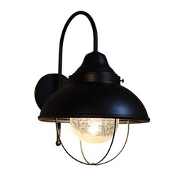 $enCountryForm.capitalKeyWord UK - Loft Creative Bedroom Bedside Wall Lamp Industrial Wind Lamp European and American Corridor Wrought Iron Lighting Wall Lamp