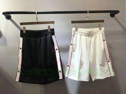 Großhandel Sommer 2017 neueste Luxuxmarke Mens Sport Freizeit Shorts Hose Jogger Herren Lettered Shorts Hosen trendige Mens Designer Shorts Hosen