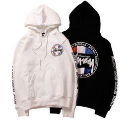 $enCountryForm.capitalKeyWord Australia - New 2017 Designs hoodies ST World Tour Paint Colorful Splash-ink Unisex Sweats Tops Couples Hoodies Fleece Bird OVO Drake D79251