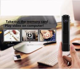 Pen Video Camera Hd Canada - C181 Mini Camera Wearable 1080P 30fps Pen Camera Voice Recorder Pen Micro Body Camara DVR Video
