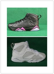 $enCountryForm.capitalKeyWord Canada - New design high quality 7 women Hyper Pink basketball shoes Wholesale 7s VII Pure Money sports sneakers 23 with box size 7-13